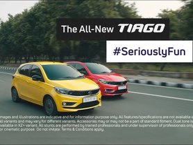 Have You Checked Out the TVC for the Tata Tiago Facelift?
