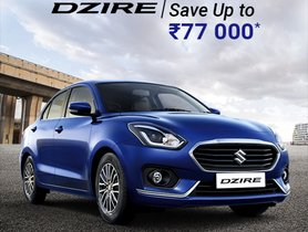 Maruti Dzire BS6 Gets Cheaper Than Swift