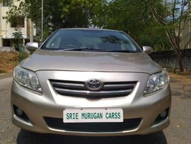 Used Toyota Corolla Altis 1.8 G 2011 MT for sale in Chennai