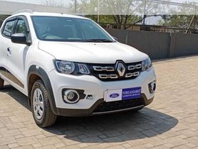 2017 Renault Kwid RXT MT for sale in Kolhapur