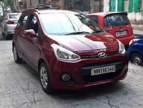 Used Hyundai i10 Sportz 2016 MT for sale  in Kolkata