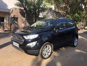 Used Ford Ecosport 2018, Diesel MT for sale in Mumbai