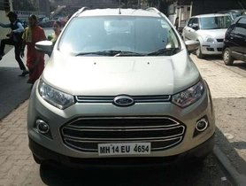 Used Ford EcoSport 2015 AT for sale in Pune