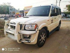 Used 2014 Mahindra Scorpio MT for sale in Hyderabad