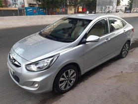 Hyundai Verna 1.6 SX VTVT 2013 MT for sale in Chennai