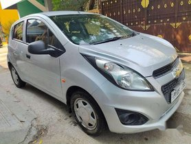 Used Chevrolet Beat LS 2015 MT for sale in Pondicherry