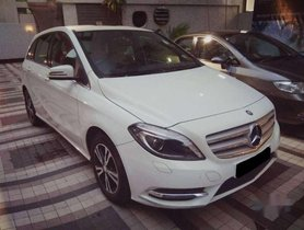 2015 Mercedes Benz B Class AT for sale in Kolkata