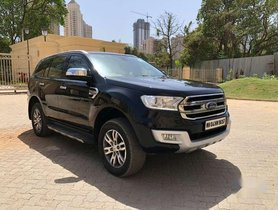 Used Ford Endeavour 2016, Diesel AT for sale in Mumbai