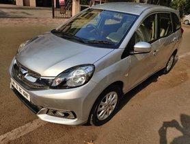 Used Honda Mobilio V i-VTEC 2014 MT for sale in Pune