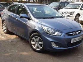 Used Hyundai Verna 1.6 VTVT 2014 MT for sale in Kolkata