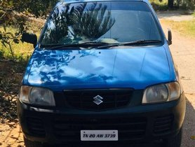 Used 2006 Maruti Suzuki Alto MT for sale in Coimbatore