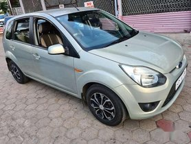 Used 2010 Ford Figo Petrol ZXI MT for sale in Hyderabad