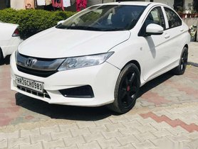 Used Honda City S 2014 MT for sale in Chandigarh