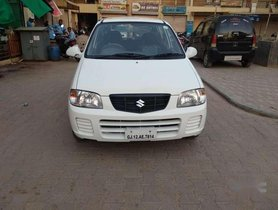 Maruti Suzuki Alto LXi BS-IV, 2009, Petrol MT for sale in Ahmedabad