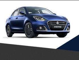 BSVI-compliant Maruti Dzire Tour Variants Launched