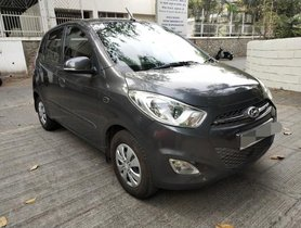 Used 2013 Hyundai i10 Sportz 1.2 AT for sale in Pune