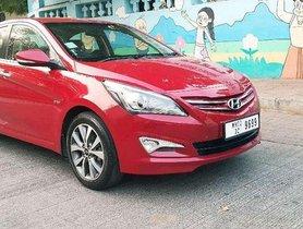 Used Hyundai Verna 1.6 VTVT SX 2015 for sale in Pune