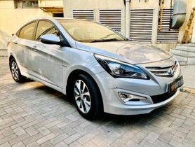 2017 Hyundai Verna 1.6 CRDi SX MT in Kolkata
