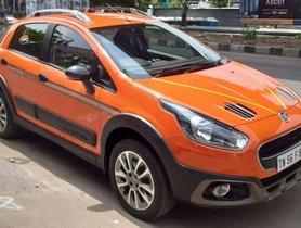 2015 Fiat Avventura MULTIJET Emotion MT for sale in Chennai