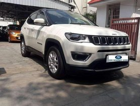 2018 Jeep Compass 2.0 Limited MT for sale in Coimbatore