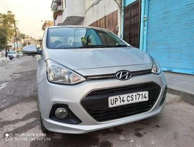 Used 2015 Hyundai Xcent MT for sale in Meerut