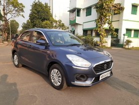 2017 Maruti Suzuki Dzire VDI MT for sale in Kolkata