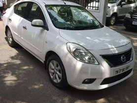 Used Nissan Sunny XV 2013, Diesel AT for sale in Chennai