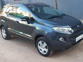 Used 2014 Ford EcoSport 1.5 Ti VCT Ambiente MT for sale in Chennai