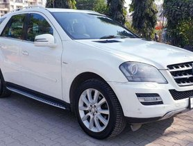 Mercedes-Benz M Class, 2011, Diesel AT for sale in Pune