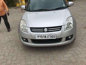 Maruti Suzuki Swift Dzire LDi BS-IV, 2011, Diesel MT for sale in Pondicherry