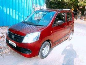 Used 2011 Maruti Suzuki Wagon R LXI MT for sale in Chennai