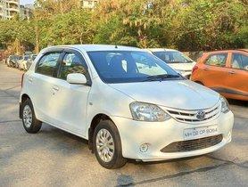 Toyota Etios Liva G 2012 MT for sale in Mumbai