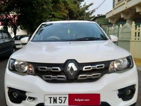 Used 2017 Renault KWID MT for sale in Coimbatore