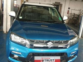 Used 2016 Maruti Suzuki Vitara Brezza ZDi MT in Chennai