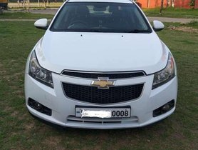 Used 2010 Chevrolet Cruze LTZ AT for sale in Chandigarh