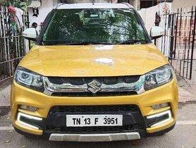 Maruti Suzuki Vitara Brezza ZDi - Plus, 2016, Diesel MT for sale in Chennai