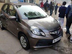 Used Honda Brio S 2013 MT for sale in New Delhi