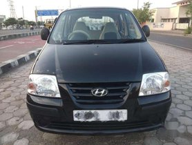 Hyundai Santro Xing GL, 2010, Petrol MT for sale in Bhopal