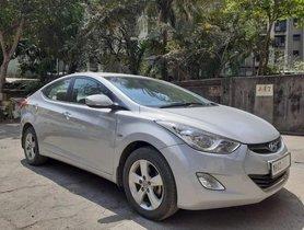 2014 Hyundai Elantra SX MT for sale in Thane