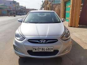 Hyundai Verna 1.4 CRDi, 2013, Diesel AT for sale in Chennai