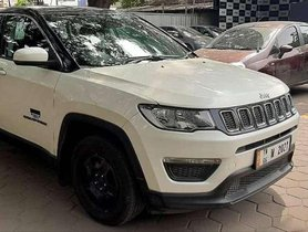 Jeep Compass 2.0 Sport 2017 AT for sale in Coimbatore