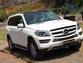 2015 Mercedes-Benz GL-Class 350 CDI Blue Efficiency AT in Mumbai