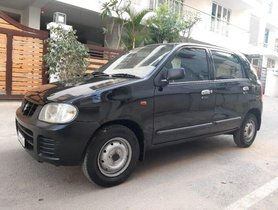 Used 2007 Maruti Suzuki Alto MT for sale in Bangalore