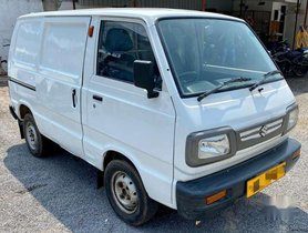 2015 Maruti Suzuki Omni MT for sale in Raipur