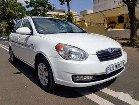 Used Hyundai Verna CRDi 2010 MT for sale in Ahmedabad