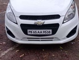 Used Chevrolet Beat 2015 Diesel MT for sale in Ambala