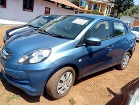 Used Honda Amaze 2015 MT for sale in Goa
