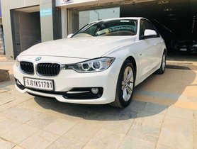BMW 3 Series 320d Sport Line, 2012, Diesel AT in Ahmedabad