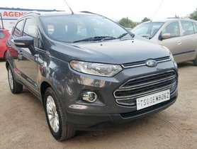 Ford Ecosport EcoSport Titanium 1.5 TDCi, 2016, Diesel MT in Hyderabad