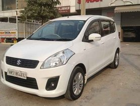 2015 Maruti Ertiga VXI Petrol MT for sale in Faridabad